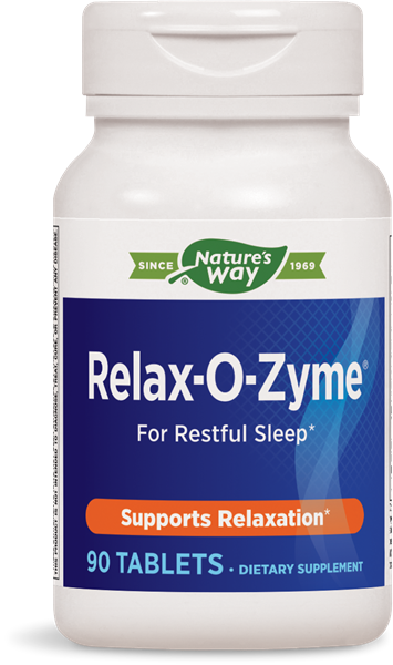 02059 - Relax-O-Zyme