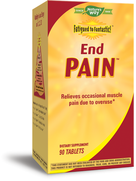 02799 - Fatigued to Fantastic End Pain 90 tabs