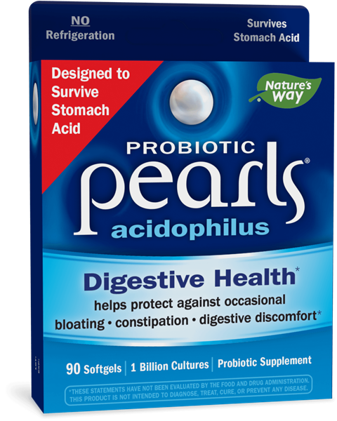 04299 - Probiotic Pearls Acidophilus