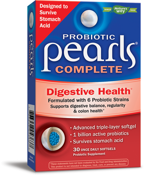 04363IP - Probiotic Pearls Complete