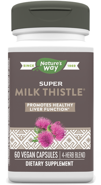 08106 - Super Milk Thistle