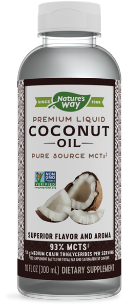 10081 - Liquid Coconut Premium Oil