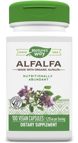 10100 - Alfalfa Leaves COG