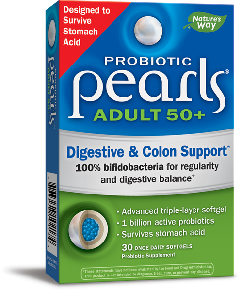 10217 - Probiotic Pearls Adult 50