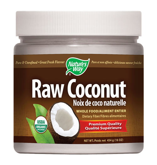 Raw Whole Coconut