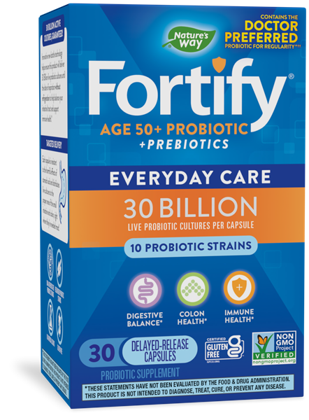 10293 - Fortify 50 30 Billion Probiotic