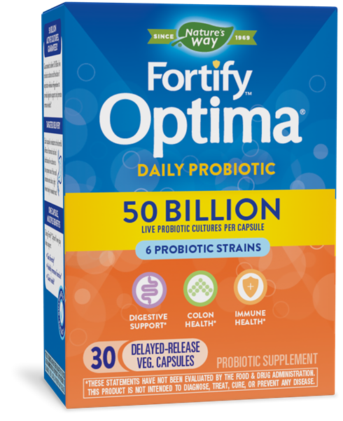 10337 - Fortify Optima 50 Billion Digestive Balance