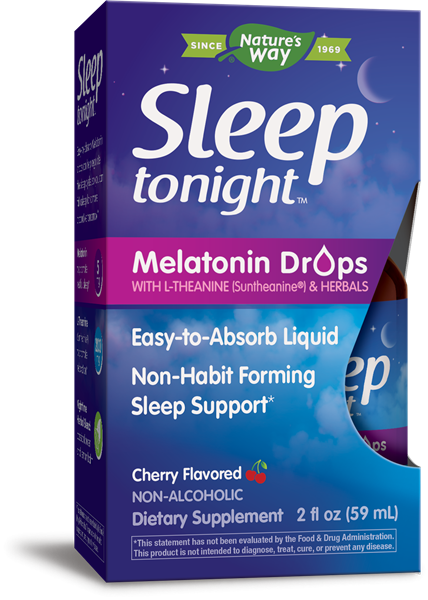 10746 - Sleep tonight Melatonin Drops