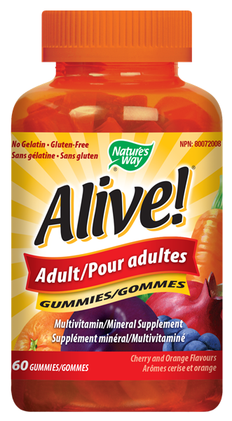 Alive!<sup>®</sup> Adult