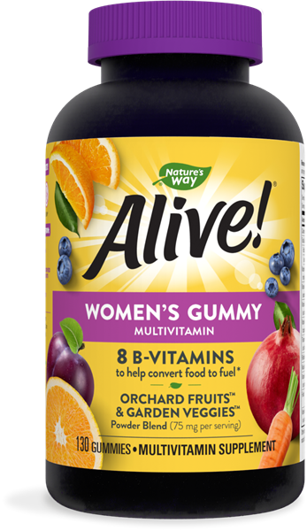 11536 - Alive Womens Gummy