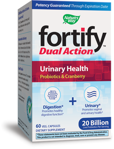 Fortify™ Dual Action Urinary Health