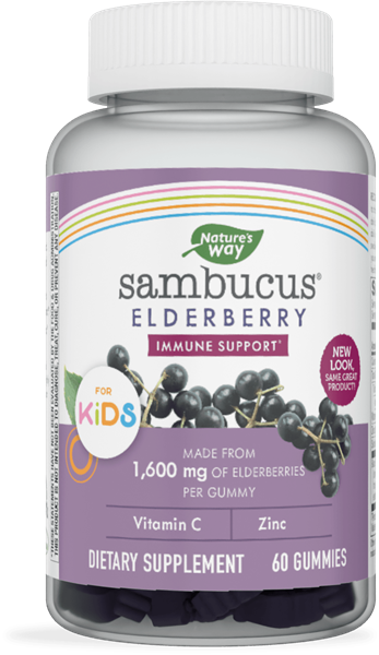 12285 - Sambucus Gummies for Kids
