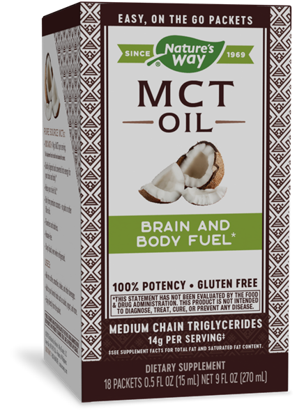 12303 - MCT Oil Single-Serve