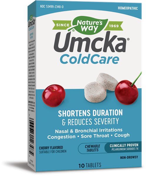 12348 - Umcka ColdCare Chewable Cherry