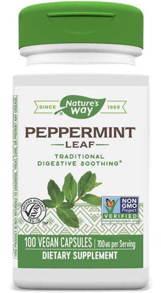 14160 - Peppermint Leaf