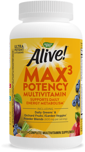 14928 - Max3 Daily Multivitamin