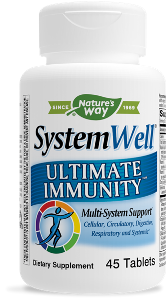 15022 - SystemWell Immune System 90 Tabs