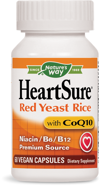 15285 - HeartSure Red Yeast Rice CoQ10