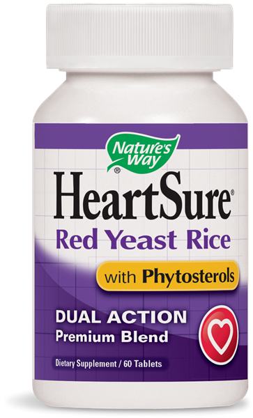 15286 - HeartSure Red Yeast Rice