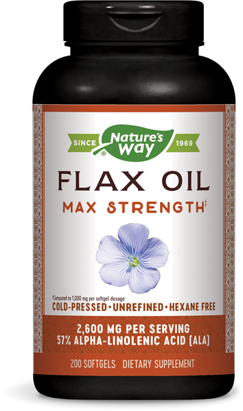 15425 - Flax Oil Max Strength