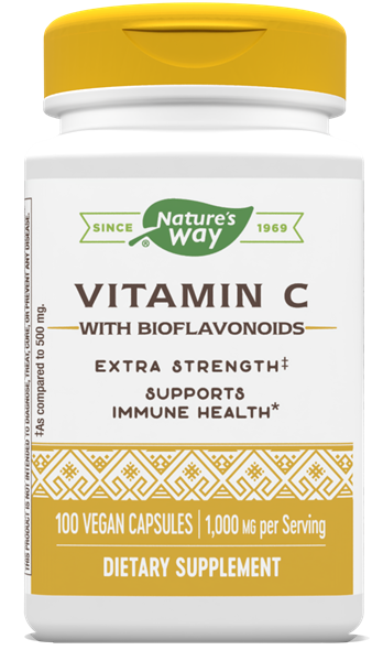 15464 - Vitamin C 1000 mg with Bioflavonoids