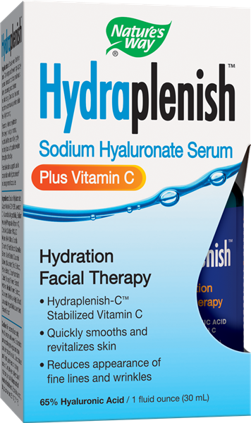 15548 - Hydraplenish Sodium Hyaluronate Serum Plus Vitamin C