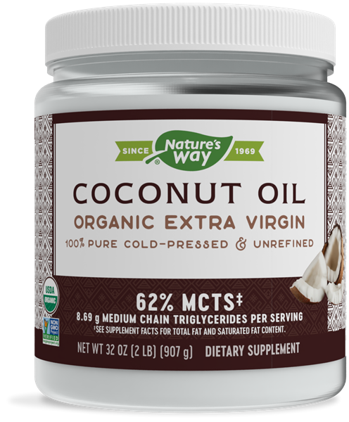 15659 - Organic Coconut Oil