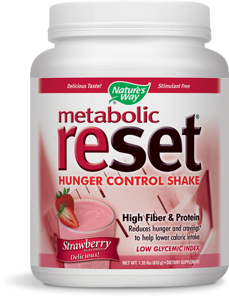 15731 - metabolic reset Strawberry