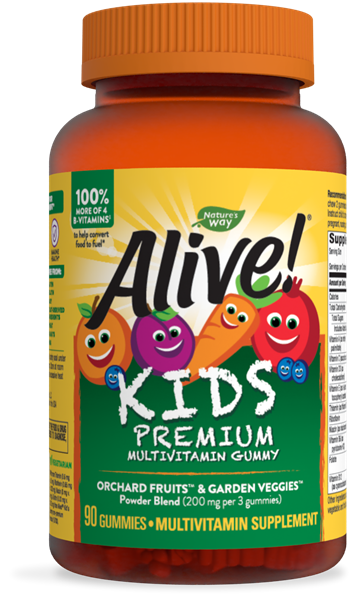 15789 - Alive Premium Gummies For Children