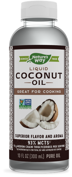 15857 - Liquid Coconut Premium Oil