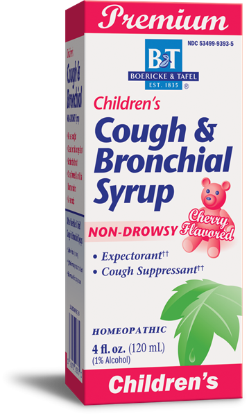 21900393 - BT Childrens Cough and Bronchial Syrup