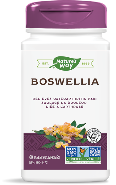 Boswellia, 120 Tablets, Value Size