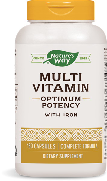 45121 - Multivitamin with Iron
