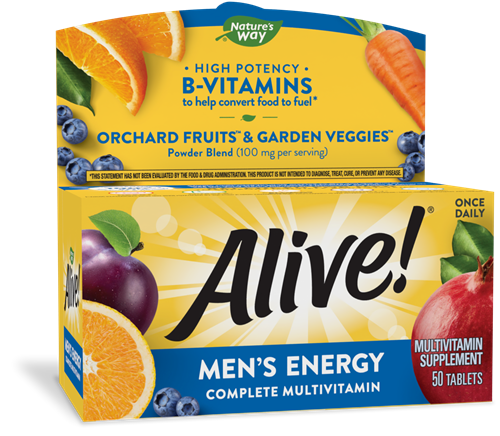 60194 - Alive Mens Energy