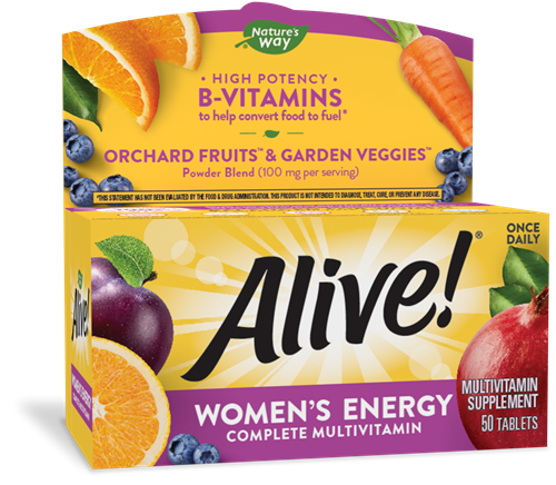 60195 - Alive Womens Energy