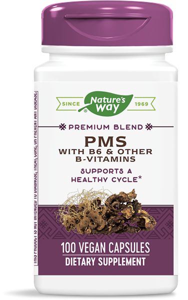 79300 - PMS with B6 other B-Vitamins