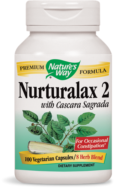 920 - Nurturalax 2 with Cascara Sagrada