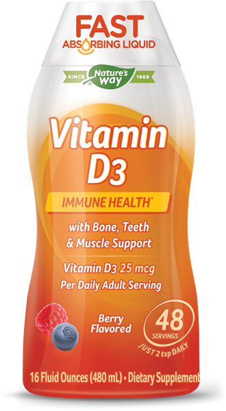 ST1894 - Vitamin D3 Liquid