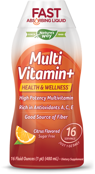 ST1916 - MultiVitamin Liquid
