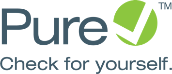 Pure Check - Check for yourself logo