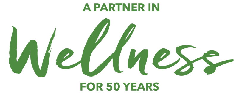 A partner in wellness for fifty years