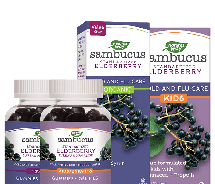 Sambucus Products